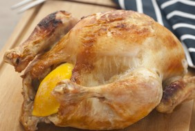 juicy-roast-chicken-summer-table